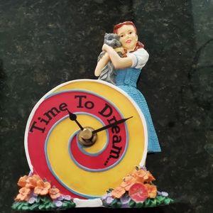 Wizard of Oz clock